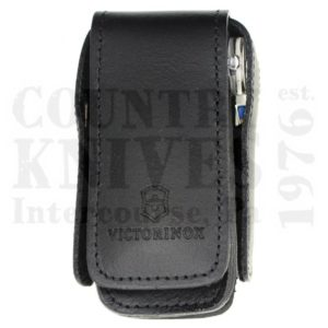 Buy Victorinox Swiss Army 35399 SOS Pouch - Black Leather at Country Knives.