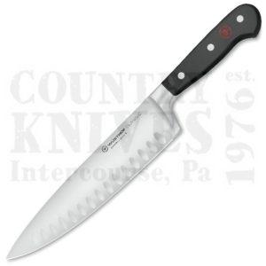 Wüsthof-Trident4572/208″ Granton Cook's Knife – Classic
