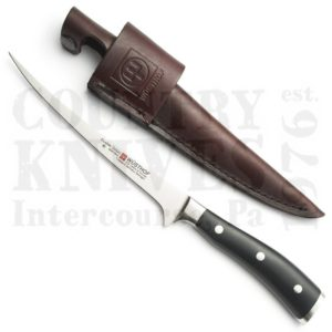 Wüsthof-Trident4626WS (ICON)7″ Fillet Knife – with Sheath