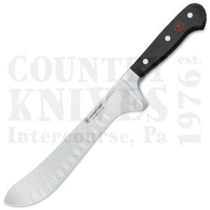 """Wüsthof-Trident46571/208"""" Artisan Butcher Knife – Granton"""