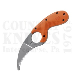 CRKT2510ERBear Claw – Blunt Tip / Serrated / Orange