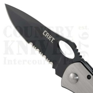 Buy CRKT  CR6490K Pazoda - TiN / Combination Edge at Country Knives.