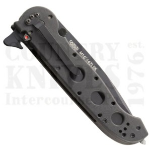 Buy CRKT  CRM16-14ZLEK M16-14 Zytel Law Enforcement - Big Dog / Combination at Country Knives.
