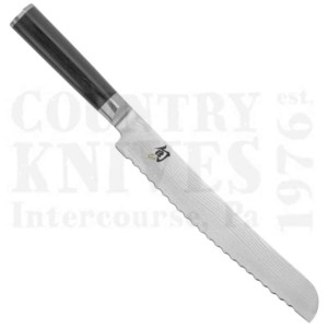 "Buy Kai  KDM0705 9"" Bread Knife - Shun Classic at Country Knives."