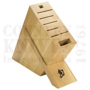 KaiDM08388 Slot Angled Block – Beech