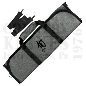 KaiDM08848-Slot Knife Roll – Grey Cordura