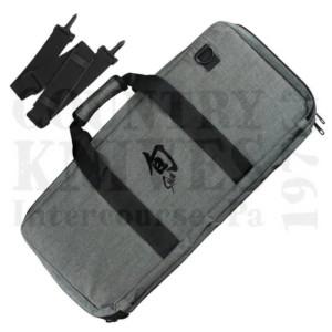 Buy Kai  KDM0886 20-Slot Knife Roll - Grey Cordura at Country Knives.
