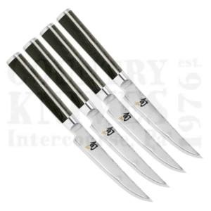 KaiDMS400Four Piece Steak Knife Set – Shun Classic