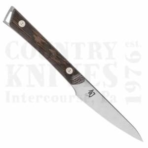 Buy Kai  KSWT0700 3½'' Paring Knife - Shun Kanso at Country Knives.