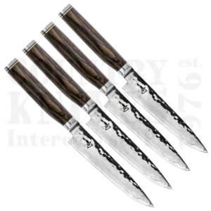 KaiTDMS0400Four Piece Steak Knife Set – Shun Premier