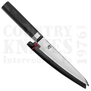 "Buy Kai  KVG0010 6"" Funayuki - Shun Blue Steel at Country Knives."