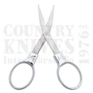 Slip-N-SnipSNS1Folding Scissors – Stainless / Chrome