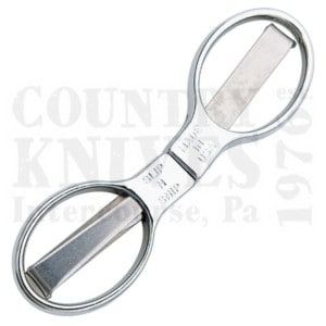 Buy Slip-N-Snip  SNS1 Folding Scissors - Stainless / Chrome at Country Knives.