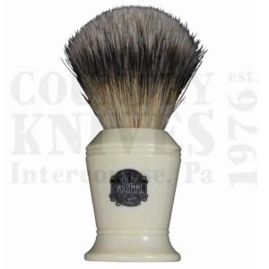 Vulfix375Shaving Brush – Cream / Silver Tip