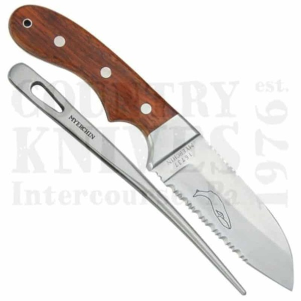 Buy Myerchin  A200P Offshore System - Bubinga Rosewood at Country Knives.