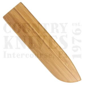 "Apogee Culinary DesignsACES-SHTH-0600Bamboo Magnetic Knife Sheath – For 6"" Utility Knife"