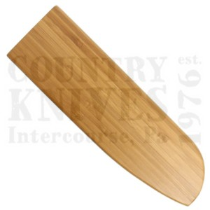 Apogee Culinary DesignsACES-SHTH-0850Bamboo Magnetic Knife Sheath – For 8.5″ Cook's Knife