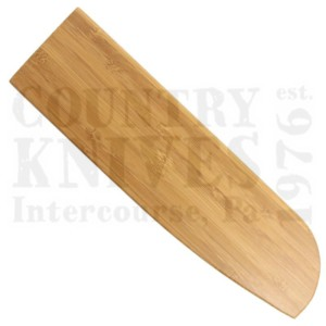 """Apogee Culinary DesignsACES-SHTH-1000Bamboo Magnetic Knife Sheath – for 10"""" Cook's"""