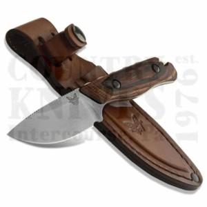 Buy Benchmade  BM15017 Hidden Canyon Hunter - Dymondwood / S30V at Country Knives.