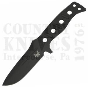 Benchmade375BK-1Adamas – Cobalt Black Cerakote / Cru-Wear