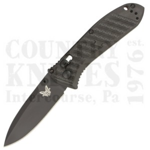 Buy Benchmade  BM575BK-1 Mini Presidio II  - Black Cerakote / ComboEdge at Country Knives.