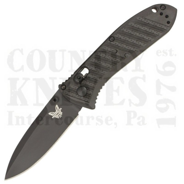 Buy Benchmade  BM575BK-1 Mini Presidio II  - Black Cerakote / Plain Edge at Country Knives.