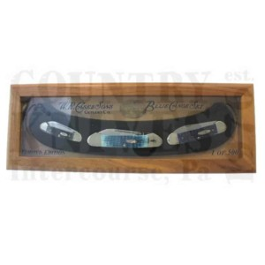 Buy Case  CA1984 Blue Canoe Set - 2004 at Country Knives.