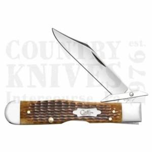 Buy Case  CA52836 Cheetah - Jigged Antique Bone at Country Knives.