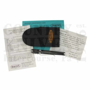 Buy Microtech  MT300105 Vector - Black / Serrated at Country Knives.