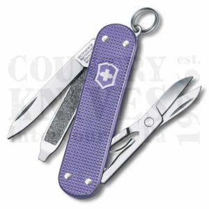 Victorinox | Swiss Army0.6221.223GClassic SD Alox – Electric Lavender