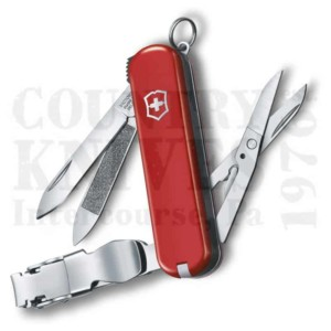 Victorinox | Swiss Army0.6463.US2Nail Clip 580 – Red