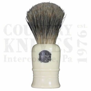 Vulfix1040Shaving Brush – Cream / Pure Badger