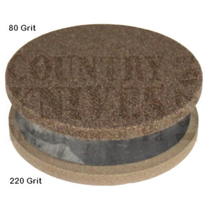 Straight Grain SupplySGSP80220Axe Sharpening Puck – 80/220 grit